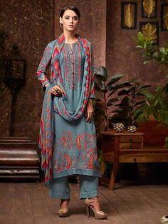 Sahiba Ibadat Pashmina Suits Collection