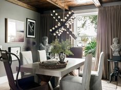 HGTV Dream Home 2017: Dining Room Pictures >> http://www.hgtv.com/design/hgtv-dream-home/2017/dining-room-pictures-from-hgtv-dream-home-2017-pictures?soc=pinterest