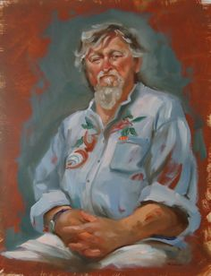 """Alan"" by Melissa Devine - Oil on Canvas - x Sheridan College, Moving To California, Animation Film, Oil On Canvas, Art Gallery, Fine Art, Illustration, Painting, Art Museum"
