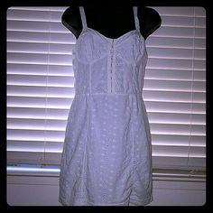 I just added this to my closet on Poshmark: 🆕*Inimately Free People Eyelet Dress!*🆕.  Size: S