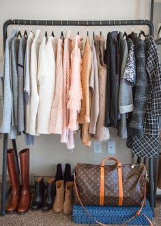 Ikea Clothing Rack