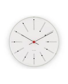 Arne Jacobsen Bankers wall clock