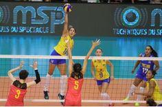 Blog Esportivo do Suíço:  Brasil vence a campeã olímpica China e pega a Alemanha na final de Montreux