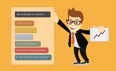 Algunos tips para facilitar el aprendizaje en adultos en sus cursos eLearning.