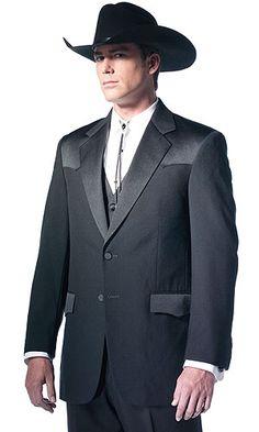 Cowboy+Formal+Wear | Western Tuxedo Rental & Western Formal Wear for Dallas Westen Wedding ...