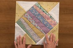 Creative Ideas for Quilt Strip Piecing…