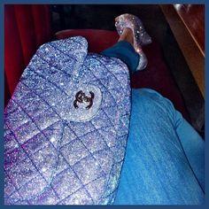 Glitter Chanel