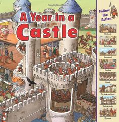 Booktopia has A Year in a Castle, Time Goes by by Rachel Coombs. Buy a discounted Paperback of A Year in a Castle online from Australia's leading online bookstore. Middle Ages Church, Middle Ages History, Medieval Books, Medieval Times, Medieval Art, History Lesson Plans, Time Kids, Different Seasons, Reading Rainbow