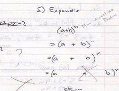 Hilarious Test Answers from Smart Ass Kids ~ Test Answers from Smart Ass Kids ~~ Test Answers from Smart Ass Kids ~ Funny Exam Answers, Funniest Kid Test Answers, Kids Test Answers, Math Answers, Funny Questions, Math Jokes, Math Humor, Funny Jokes, Funny Math