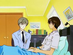 Cardcaptor Sakura Episode 25 | CLAMP | Madhouse / Kinomoto Touya and Tsukishiro Yukito