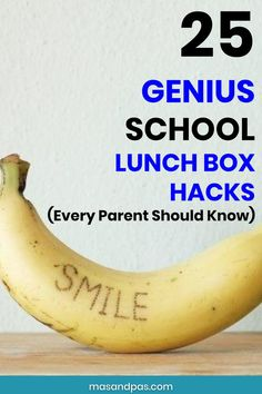 Making packed lunches is one more thing to squeeze into a busy morning. Discover our 25 awesome school lunch box hacks to save you time and stress on school mornings. From healthy tricks to time saving solutions, there's a lunch box hack for everyone. Healthy Toddler Meals, Easy Meals For Kids, Healthy Eating For Kids, Kids Meals, Healthy Food, Snack Station, School Lunch Box, Lunch To Go, Hacks