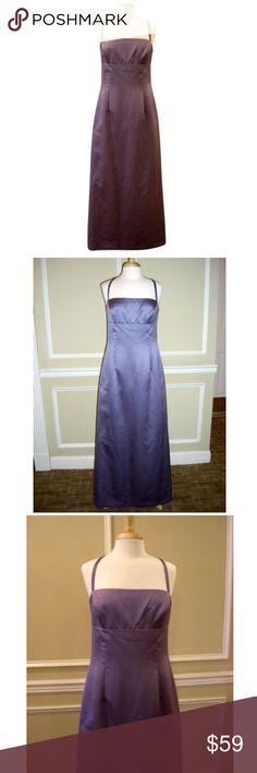 Nicole Miller Lavender Evening Gown Floor length lavender evening gown from Nicole Miller. Nicole Miller Dresses Prom