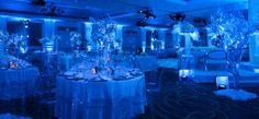 JL IMAGINATION Lighting Design @ the Ritz Carlton in Half Moon Bay  Flowers by Asiel Designs