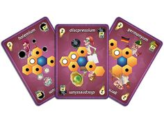 2 Points cards for Wrong Chemistry: Expand Your Lab. Check the game here: http://magecompany.com/index2.htm
