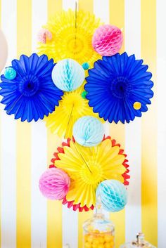 Circus + Carnival Birthday Party via Kara's Party Ideas KarasPartyIdeas.com Party supplies, cake, tutorials, giveaways, food and more! #circus #circusparty #carnival #carnivalparty #circuscake #circuspartysupplies #genderneutral #genderneutralparty #karaspartyideas (54)