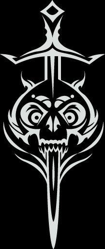 Jayce's & Adron's assassin tattoo. 2nd Generation.