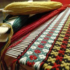 #weaving #rosengång #handweaving #weaversofinstagram #rosepathweaving