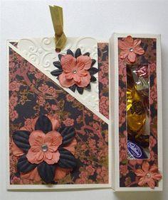 Cartão Caixa Chocolate