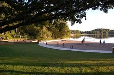 Öresjö Recreational Area. Photo credit: Linda Sandin