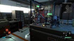 Deus Ex Mankind Divided. Deus Ex Mankind Divided, Jim Miller, Divider, Room Screen