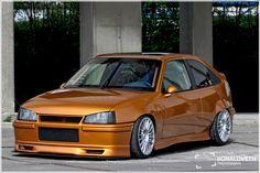 Kadett E [pics] Custom Muscle Cars, Custom Cars, Ford Maverick, Ride 2, Modified Cars, General Motors, Hot Cars, Cars And Motorcycles, Vintage Cars