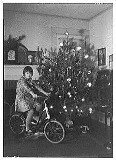 Christmas 1930 for a little girl named Norma Horydczak.