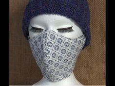 Fashion Sewing, Crochet Fashion, Diy Fashion, Diy Mask, Diy Face Mask, Tapas, Couture Sewing, Diy Crochet, Handicraft
