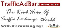 TrafficAdBar: The Real Hero Of Traffic Exchange World