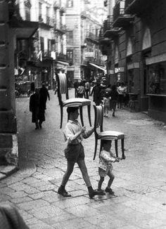 enzo sellerio, Palermo, 1960