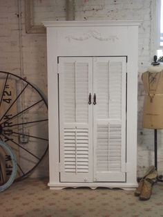 Painted Cottage Chic Shabby Farmhouse One of a by paintedcottages, $595.00