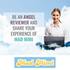 Mad Mimi claims to be the easiest way to create, send, share and track email newsletters online, and starts from $10/month for 500 contacts. Is Mad Mimi something you've used? If so, we'd love to read your review on Angel Rated. Don't let your knowledge and experience go to waste! #review #onlinebusiness #emailmarketing #madmimi Business Products, Online Business, Business Mission, Online Newsletter, Email Newsletters, Hypnotherapy, Life Purpose, Financial Planning, Email Marketing