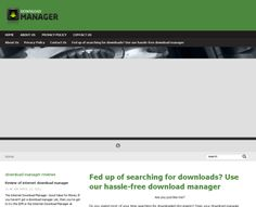 Fed up of searching for downloads? Use our hassle-free download manager