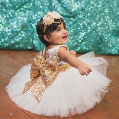 New Summer Style Baby Girl Christening Gown Lace Sequined Dresses Fashion Newborn Halter Birthday Clothes 1 2 Years Bebe Clothes(China) Baby Girl Party Dresses, Dresses Kids Girl, Birthday Dresses, Girl Outfits, Dress Party, Birthday Outfits, Birthday Tutu, Party Outfits, 1st Birthday Girl Dress