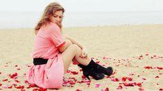 bellissima ragazza in riva al mare HD Wallpaper - (#34598)