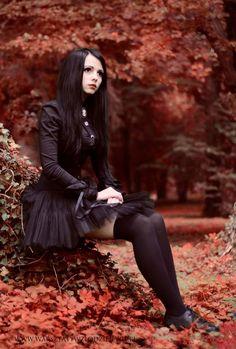 Gothic, Mamiko on facebook