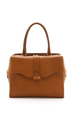 15c24938a84a Derek Lam Large Charley Satchel Sleek and structured