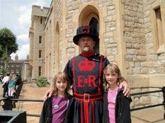Family Travel Tips – London & Paris