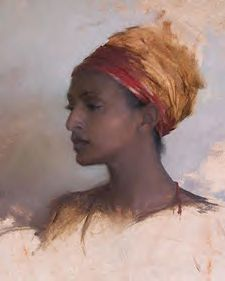 Jeremy Lipking....American painter
