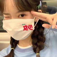 Ulzzang Girl Selca, Ulzzang Korean Girl, Cute Korean Girl, Asian Girl, I Love Girls, Pretty Girls, Cute Girls, Estilo Beatnik, Japonese Girl