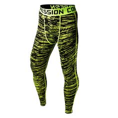 Mens Mesh Camo 3D Print Compression Pants Casual Camouflage Jogger Tights Fitness Joggers Base Layer Skinny Men Leggings