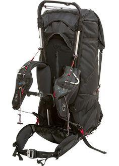 Klättermusen Mjölner ist ein Rucksack für höchste Ansprüche, mit unübertroffenem Komfort und Belüftung.