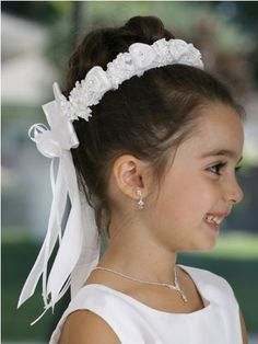 Audrey flower girl hair!!!