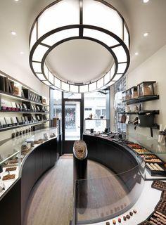 Intérieur Boutique Marcolini Rue du bac