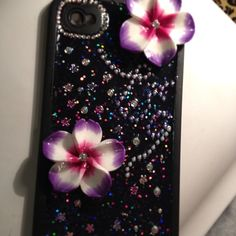 Decorated my iPhone 4S life proof case