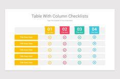 Editable Checklist PowerPoint Template | Nulivo Market Templates, Stencils, Vorlage, Models