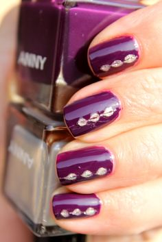 White Orchid: Nail Arts with ANNY