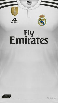 2018-2019 ❤️ Real Madrid Home Kit, Real Madrid Club, Real Madrid Football Club, Real Madrid Soccer, Ronaldo Real Madrid, Real Madrid Players, Soccer Kits, Football Kits, Football Jerseys