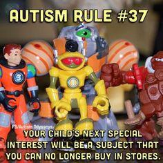 "#autism #humor :) Penina Rybak MA/CCC-SLP, TSHH CEO Socially Speaking LLC Author: ""Autism Intervention in the iEra"" Website: www.SociallySpeakingLLC.com"