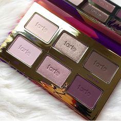 Tarte @tartecosmetics - Limited-edition tartelette tease clay palette #beauty #eye #makeup #eyeshadow