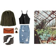 """""""Untitled #233"""" by hippierose on Polyvore"""